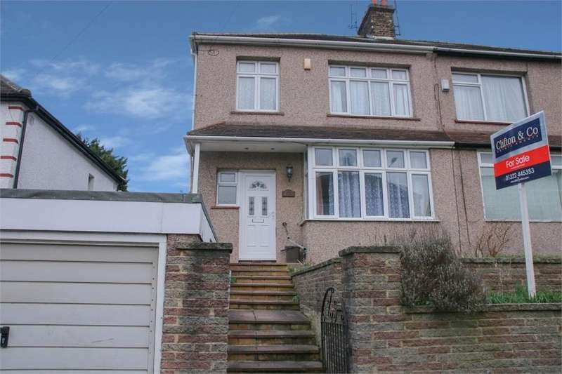 3 Bedrooms Semi Detached House for sale in Heron Hill, Belvedere