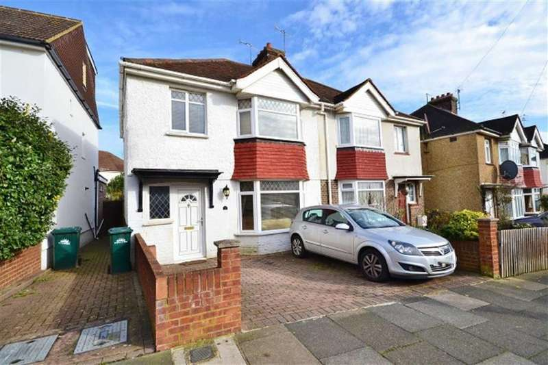 3 Bedrooms Semi Detached House for sale in Hove