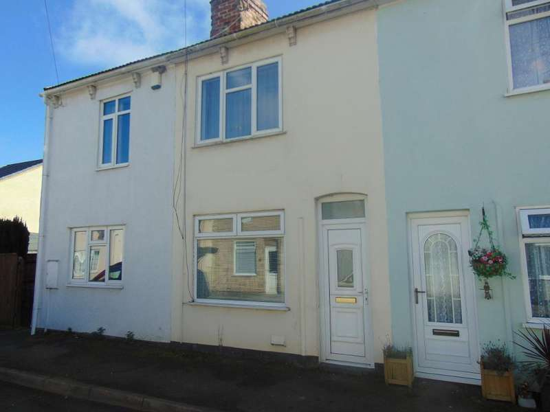 2 Bedrooms Terraced House for sale in Withington Street, Sutton Bridge, Spalding, Lincolnshire, PE12 9SU