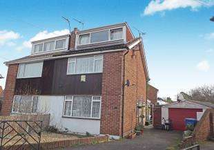 3 Bedrooms Semi Detached House for sale in Cortland Close, Sittingbourne, Kent