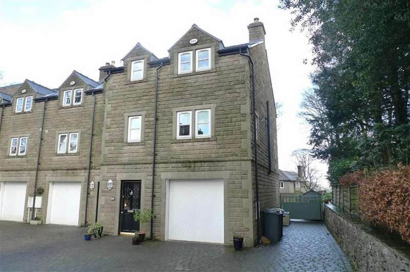 4 Bedrooms Mews House for sale in Burbage Hall Mews, Buxton, Derbyshire