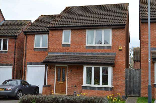 3 Bedrooms Detached House for sale in St. Fremund Way, Sydenham, Leamington Spa, Warwickshire