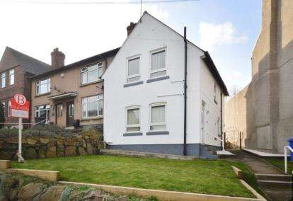 3 Bedrooms End Of Terrace House for sale in Northfield Road, Sheffield, South Yorkshire