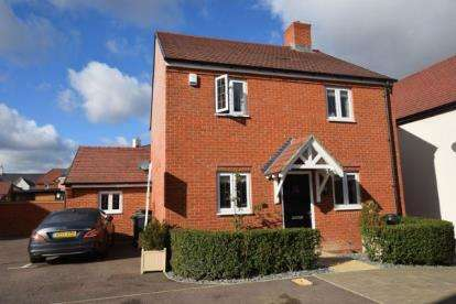 3 Bedrooms Detached House for sale in College Chase, Silsoe, Bedford, Bedfordshire