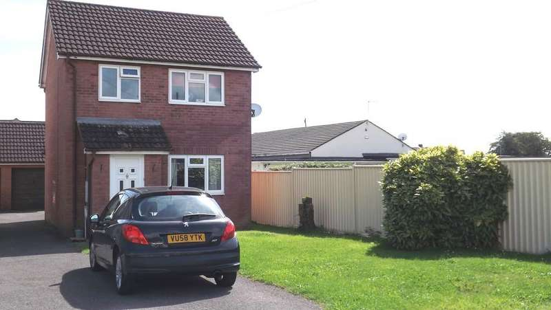 3 Bedrooms Detached House for sale in Cromwell Road, Bulwark