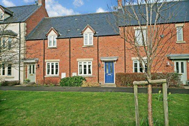 2 Bedrooms Terraced House for sale in Beceshore Close, Moreton-in-marsh