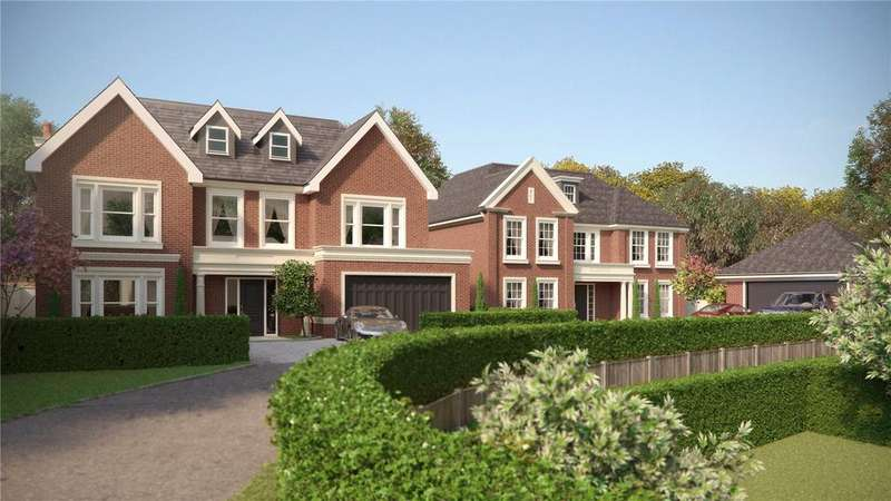 5 Bedrooms Detached House for sale in Chambers Close, Water Lane, Cobham, Surrey, KT11