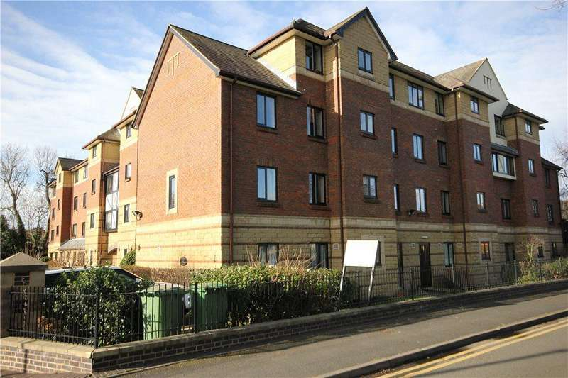 2 Bedrooms Apartment Flat for sale in Liddiard Court, Belfry Drive, Wollaston, Stourbridge, DY8