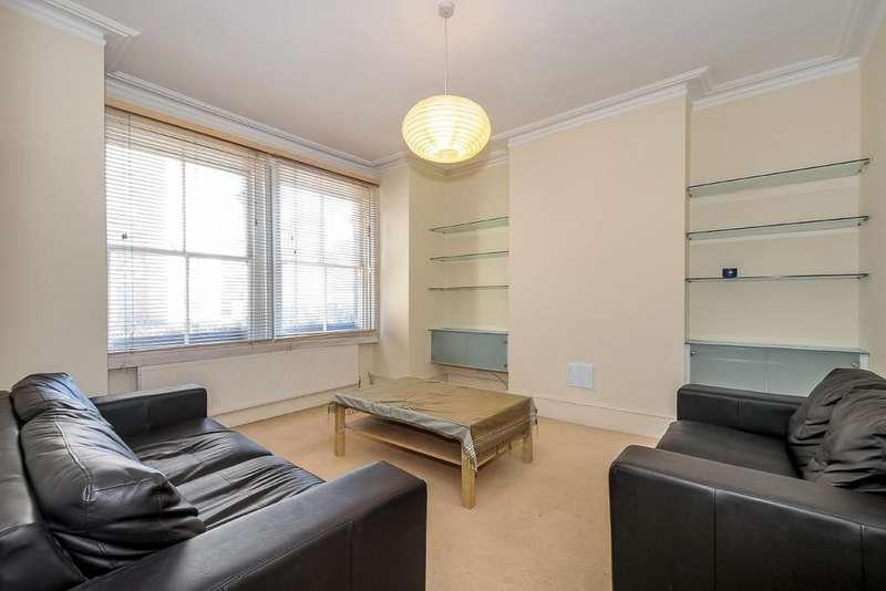 3 Bedrooms Flat for sale in Wandsworth Bridge Road, Fulham, SW6