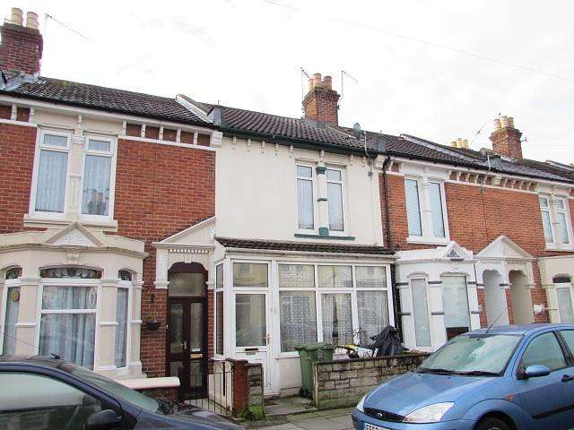 4 Bedrooms House for sale in Queens Road, North End, Portsmouth, PO2