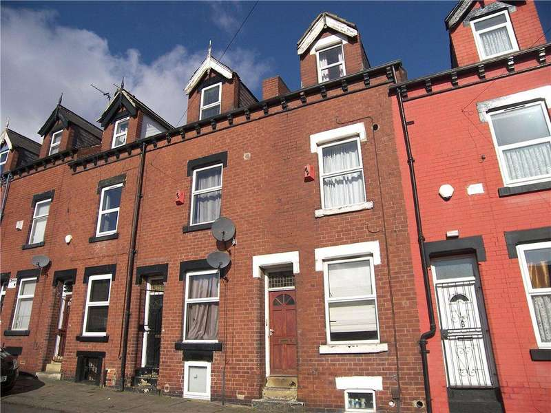 5 Bedrooms Terraced House for sale in Harold Terrace, Leeds, West Yorkshire