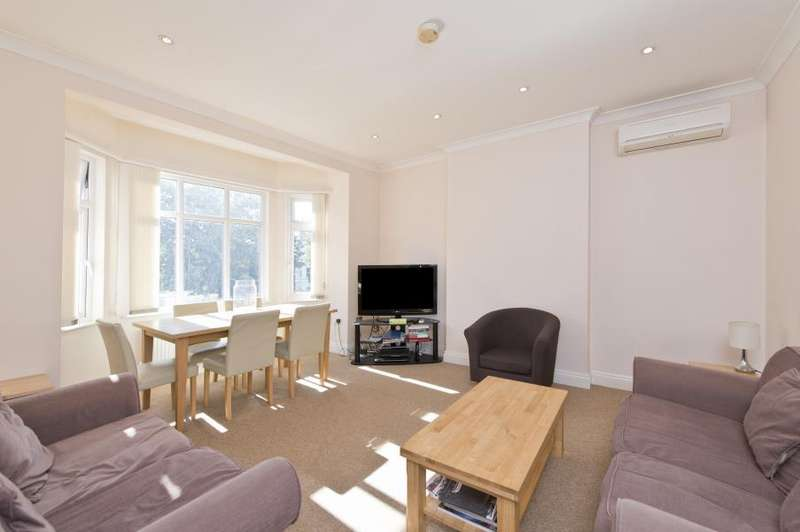 3 Bedrooms Flat for sale in St. Quintin Avenue, North Kensington W10