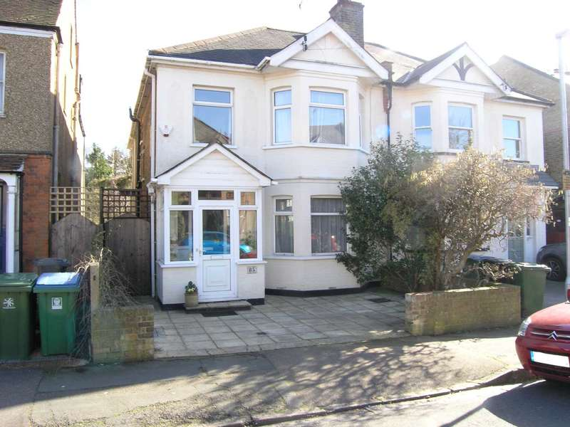 4 Bedrooms Semi Detached House for sale in Kingsfield Road, Oxhey