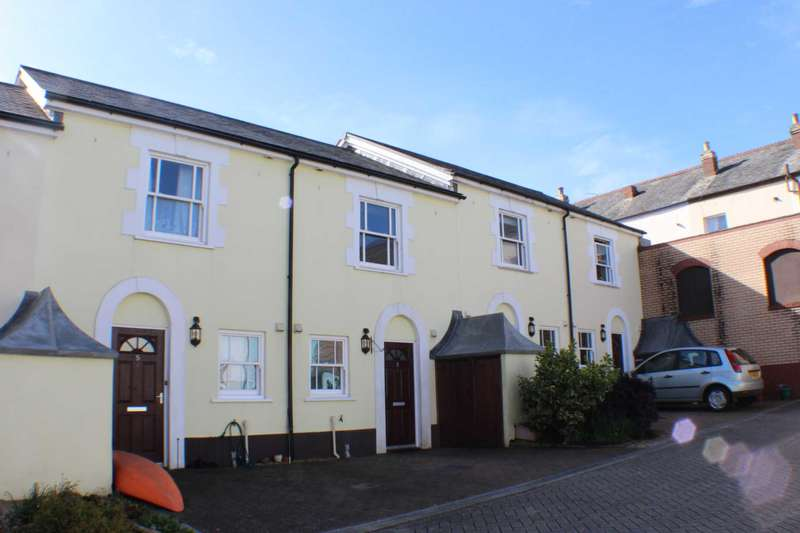 2 Bedrooms Terraced House for sale in Pannier Mews, Bideford