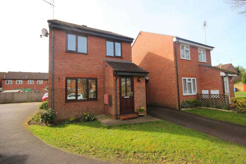 3 Bedrooms Link Detached House for sale in Radnor Road, Martins Heron