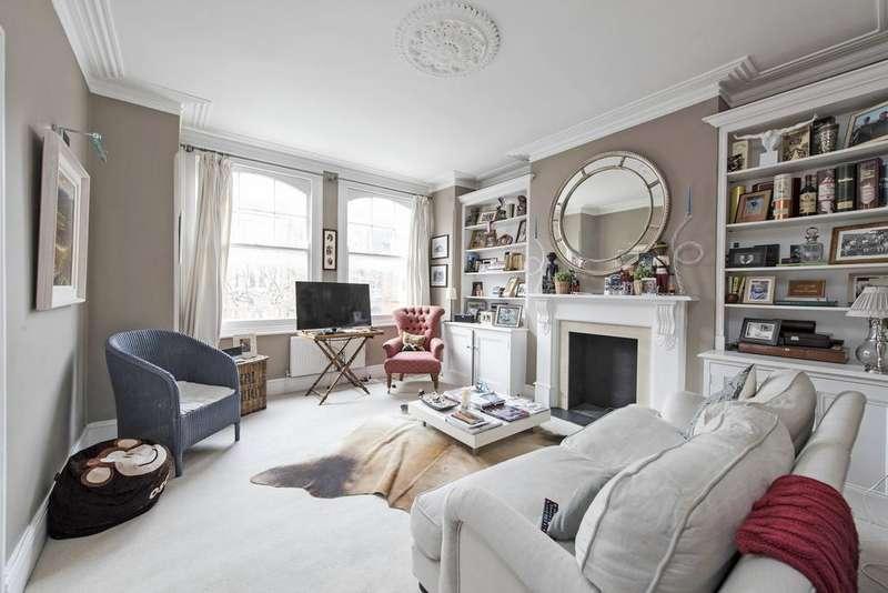2 Bedrooms Flat for sale in Albert Bridge Road, SW11