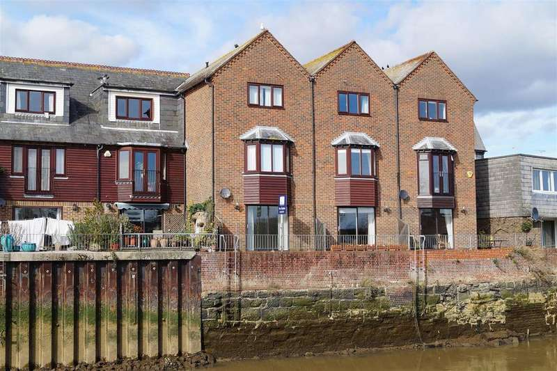 3 Bedrooms Terraced House for sale in Tarrant Wharf, Arundel