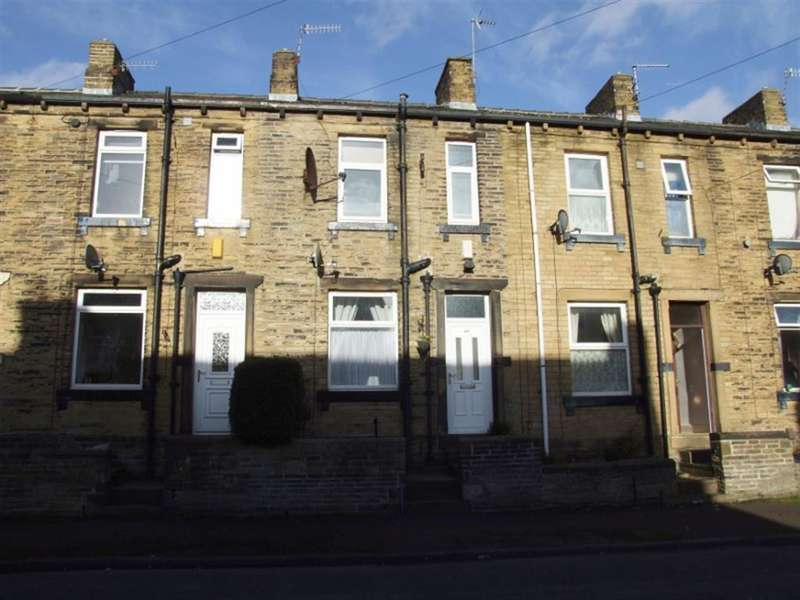 2 Bedrooms Terraced House for sale in Woodside Crescent, Boothtown, Halifax, HX3 6EJ