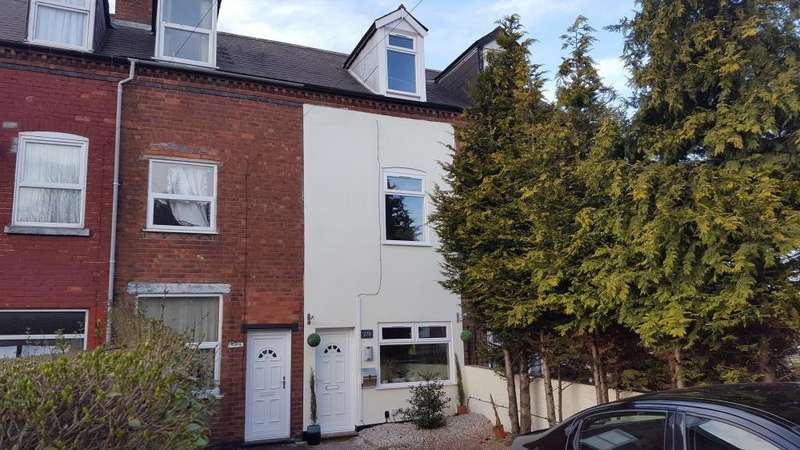 3 Bedrooms Terraced House for sale in , OXHILL RD, HANDSWORTH, B21