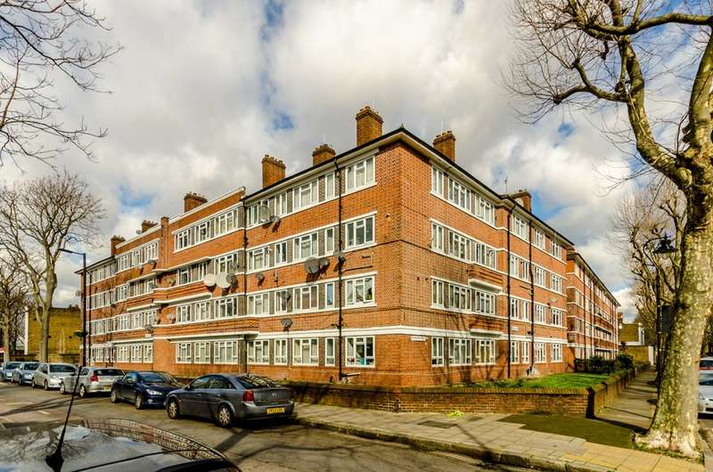Studio Flat for sale in Stansfeld House, Bermondsey, SE1