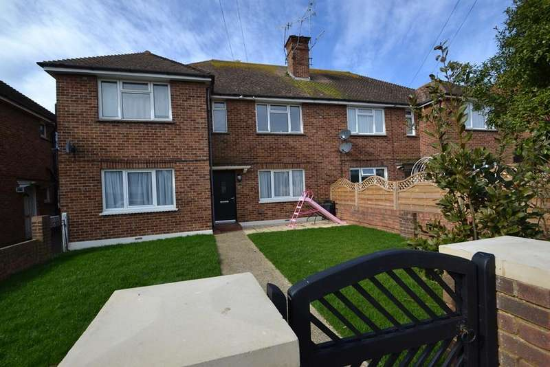 3 Bedrooms Flat for sale in Southview Gardens, Worthing, West Sussex, BN11 5JA