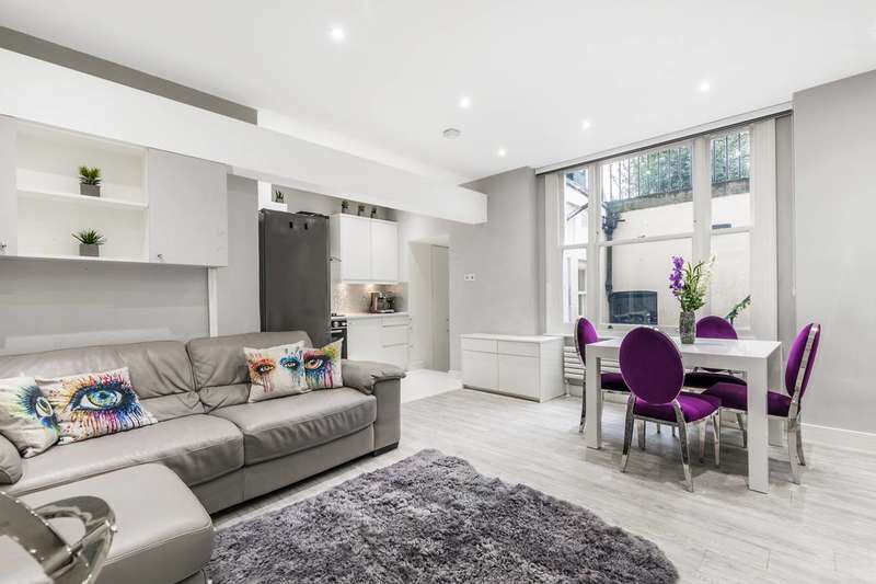 2 Bedrooms Flat for sale in Gloucester Gardens, Bayswater, W2