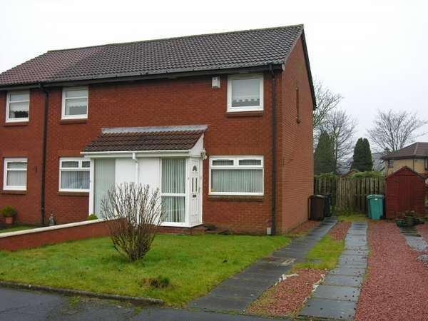 2 Bedrooms Semi-detached Villa House for sale in 4 Berriedale Quadrant, Wishaw, ML2 7YY