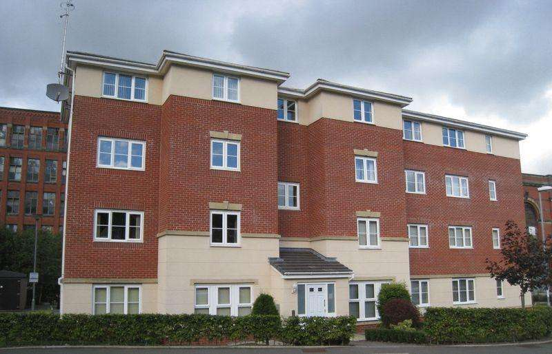2 Bedrooms Apartment Flat for sale in Whitecroft Meadow, Manchester