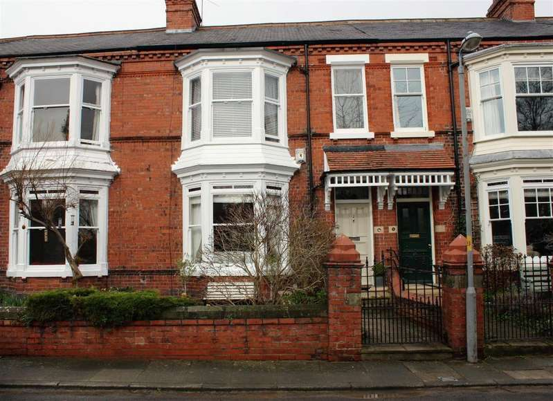 4 Bedrooms Town House for sale in South Parade, Croft On Tees, Darlington