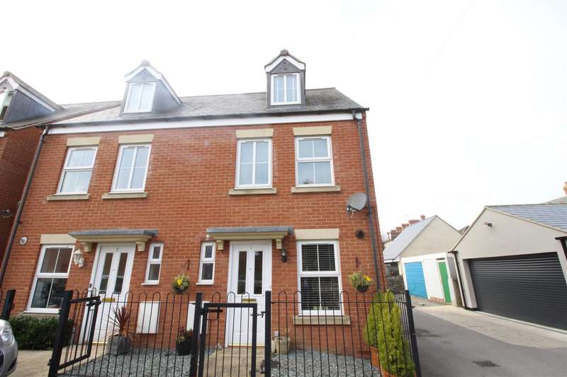 3 Bedrooms Semi Detached House for sale in The Shearings, Old Town, Swindon