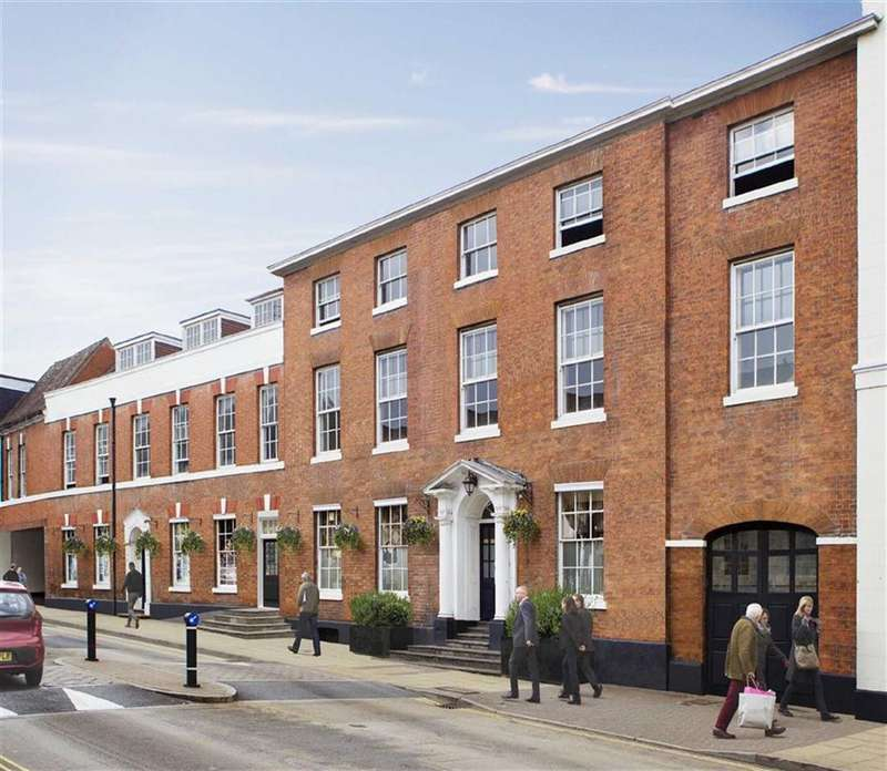1 Bedroom Apartment Flat for sale in Jury Street, Warwick, CV34