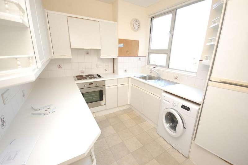 2 Bedrooms Apartment Flat for sale in Auburn Mansions, 94 Princess Road, Bournemouth BH12