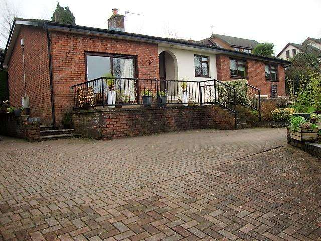 3 Bedrooms Detached Bungalow for sale in Lower Road, Llandevaud, Nr Newport NP18