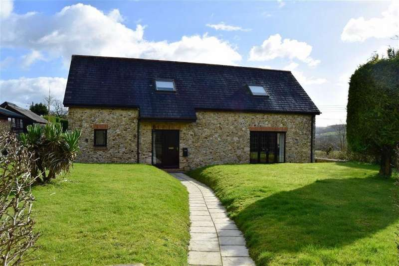 3 Bedrooms Detached House for sale in Farway, Colyton, Devon, EX24