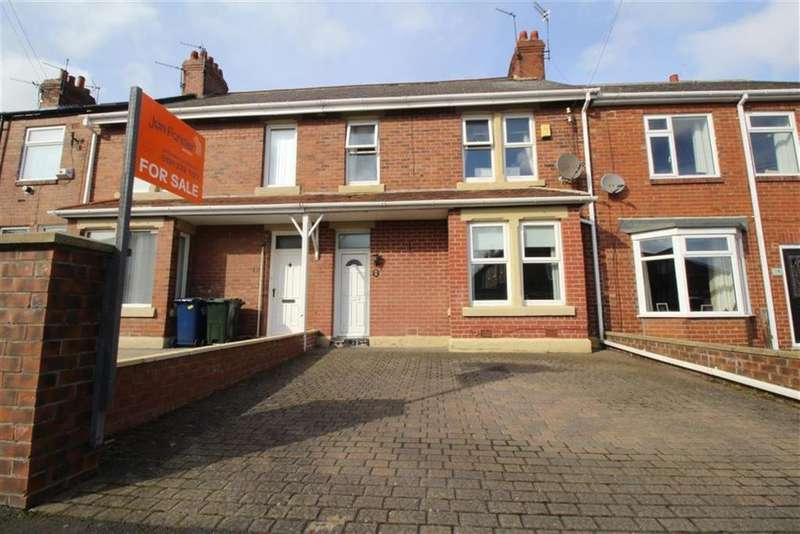 3 Bedrooms Terraced House for sale in Palmerston Avenue, Newcastle-upon-Tyne, NE6