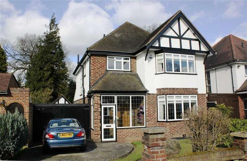 3 Bedrooms Detached House for sale in Wood Ride, Petts Wood East