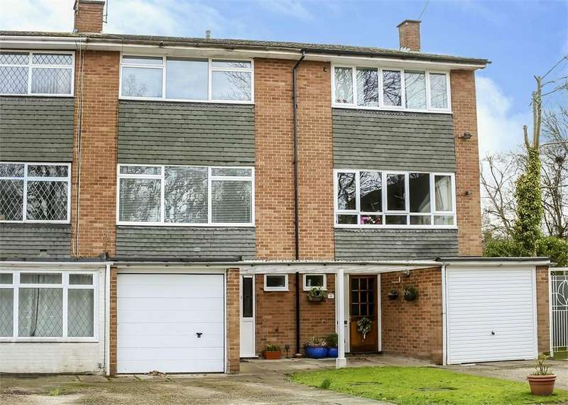 4 Bedrooms Town House for sale in Rokeby Close, Bracknell, Berkshire