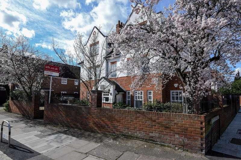 2 Bedrooms Flat for sale in Belvedere Grove, Wimbledon, SW19