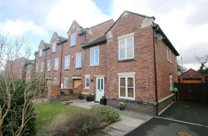 4 Bedrooms Town House for sale in Rean Meadow, Tattenhall