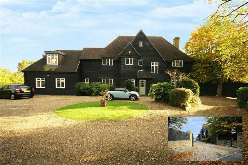 5 Bedrooms Detached House for sale in Barnet Road, Barnet, Hertfordshire
