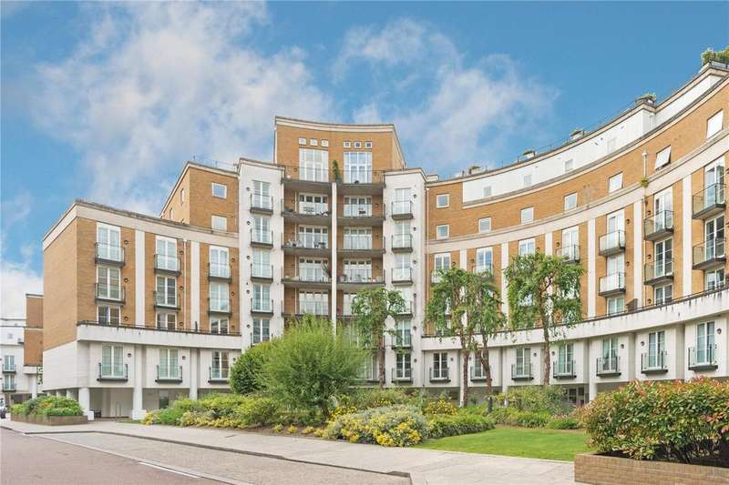 2 Bedrooms Flat for sale in Annes Court, Palgrave Gardens, London, NW1