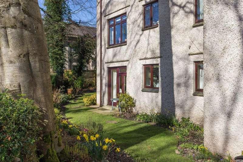 2 Bedrooms Ground Flat for sale in 11 Elleray Gardens, Windermere, Cumbria, LA23 1JE