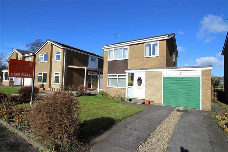 3 Bedrooms Detached House for sale in East Acres, Newcastle Upon Tyne, NE13