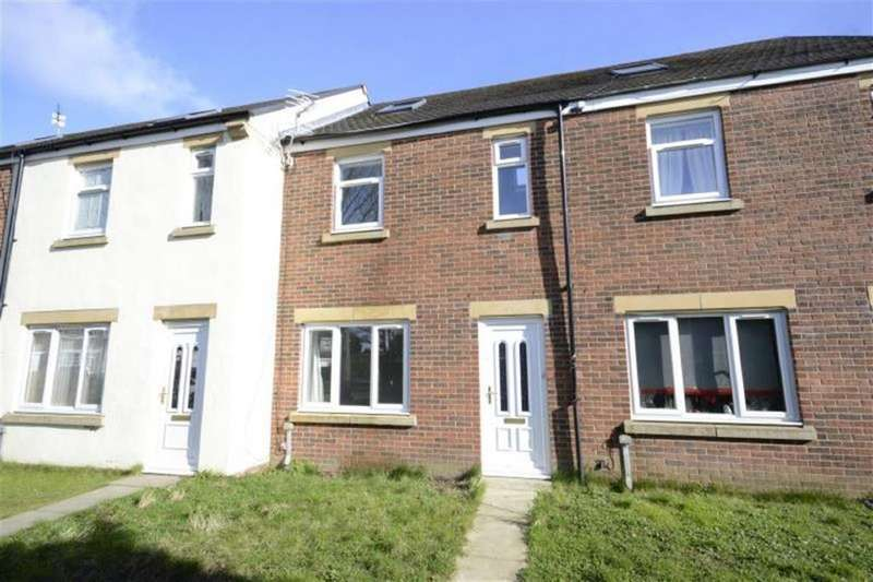 3 Bedrooms Terraced House for sale in Ashfield Mews, Newcastle Upon Tyne, NE13
