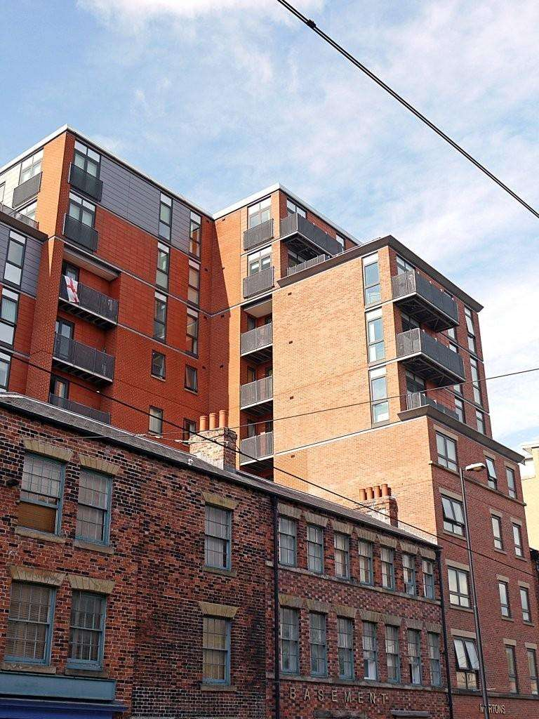 1 Bedroom Apartment Flat for sale in Morton Works, 94 West Street, Sheffield
