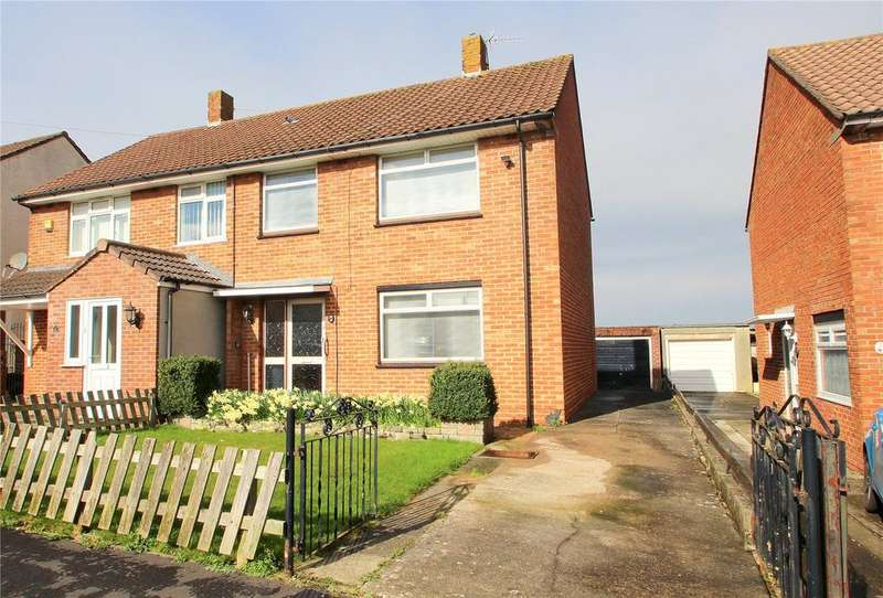 3 Bedrooms Semi Detached House for sale in Fernsteed Road, Highridge, Bristol, BS13