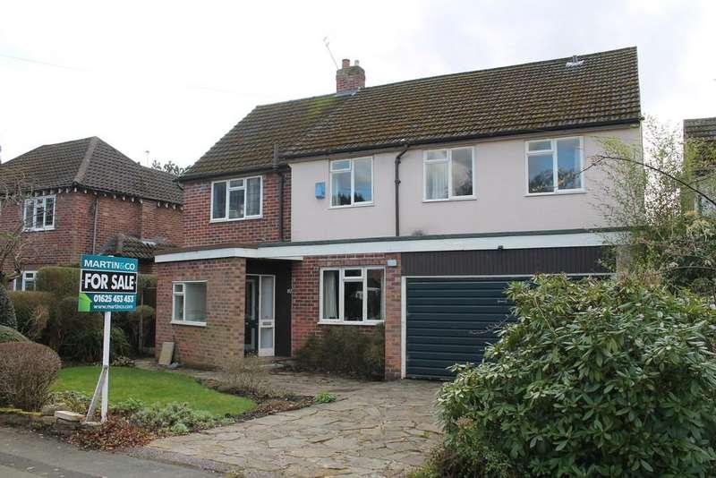 5 Bedrooms Detached House for sale in Broad Walk, Wilmslow