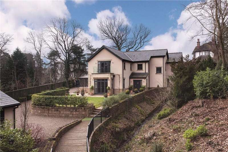 4 Bedrooms Detached House for sale in Fulwith Mill Lane, Harrogate, North Yorkshire, HG2