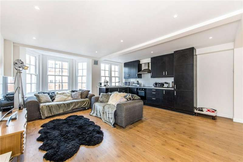 3 Bedrooms Apartment Flat for sale in Park West, Edgware Road, London, W2