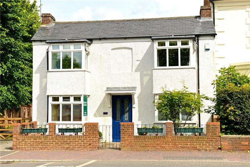 4 Bedrooms Unique Property for sale in High Street, Newport Pagnell, Buckinghamshire